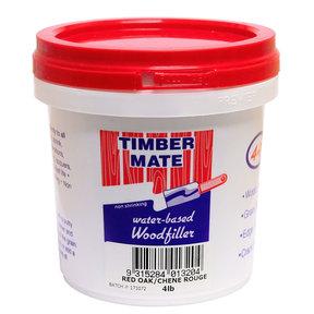 Red Oak Filler Water Based 4lbs