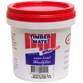 White Oak Filler Water Based 4lbs