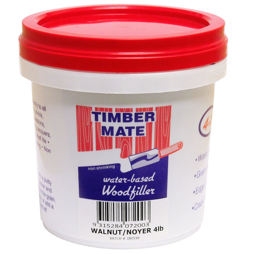 View a Larger Image of Walnut Filler Water Based 4lbs
