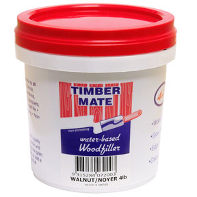Walnut Filler Water Based 4lbs
