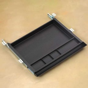 Center Paper Drawer Pull, Model 29317-2