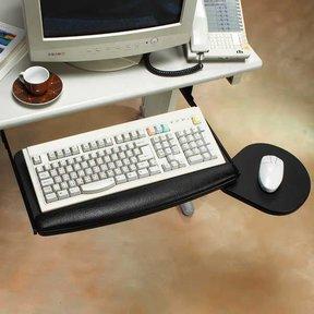 Drawer Slide Keyboard Tray and Mouse Platform, Model 29158-2