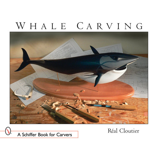 View a Larger Image of Whale Carving