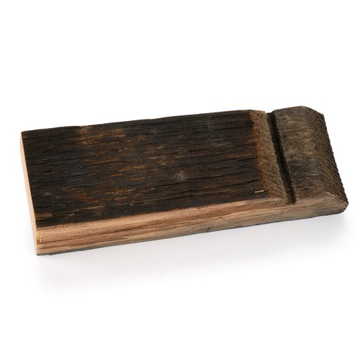 """View a Larger Image of Whiskey Wood 1"""" x 1-1/2"""" x 5"""" Bourbon Whiskey Barrel Staves Turning Blank"""