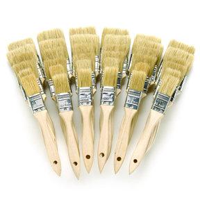 Brush White China Bristle 36 pc