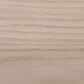 White Oak, Flat Cut 4'X8' Veneer Sheet, 10MIL Paper Backed