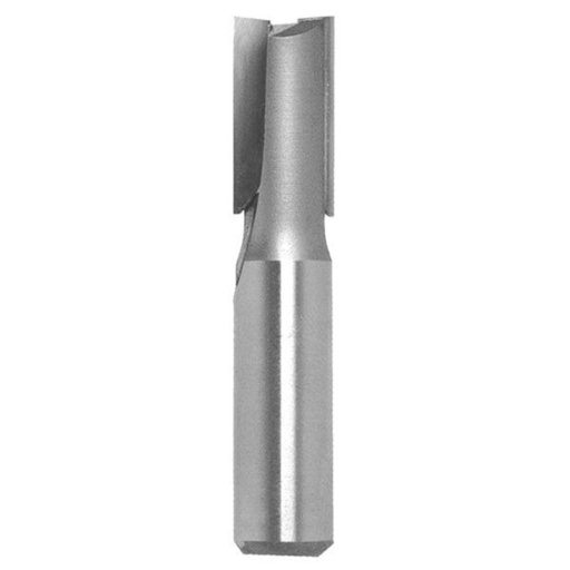 """View a Larger Image of 1029A Straight Cut Double Flute Router Bit 23/32"""" D X 3/4"""" CL 2-1/8"""" OL"""
