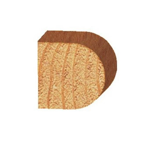 """View a Larger Image of 1432 Half Round (Bull Nose) Router Bit 1/2"""" SH 1/4"""" R X 1/2"""" Co X 1"""" CL 1-1/8"""" D"""