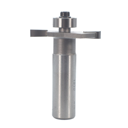 """View a Larger Image of 1910 Slotting And Rabbeting Router Bit 1/2"""" SH 1-1/2"""" D X 5/32"""" CL X 1/2"""" CD 2"""" OL"""