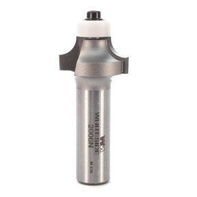 """2006N Solid Surface Round Over Router Bit 1/2"""" M X 1/4"""" R X 2-1/4"""" OL"""