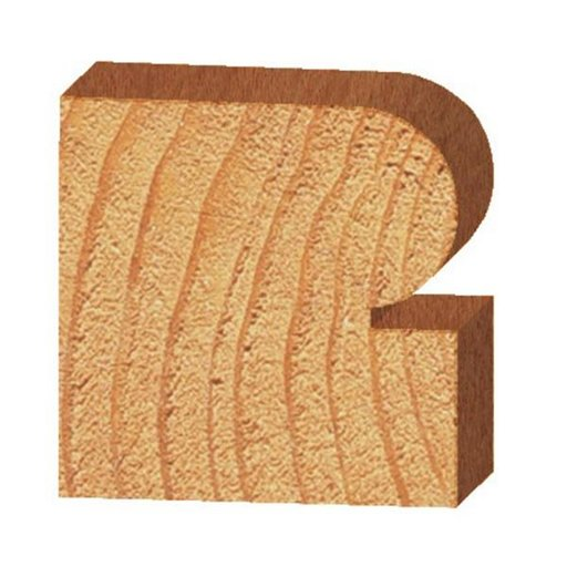 """View a Larger Image of 3258 Edge Beading Router Bit 1/2"""" BD x 1-1/16""""OD x 3/4"""" CL x 2-1/2"""" OL 1/2"""" SH"""
