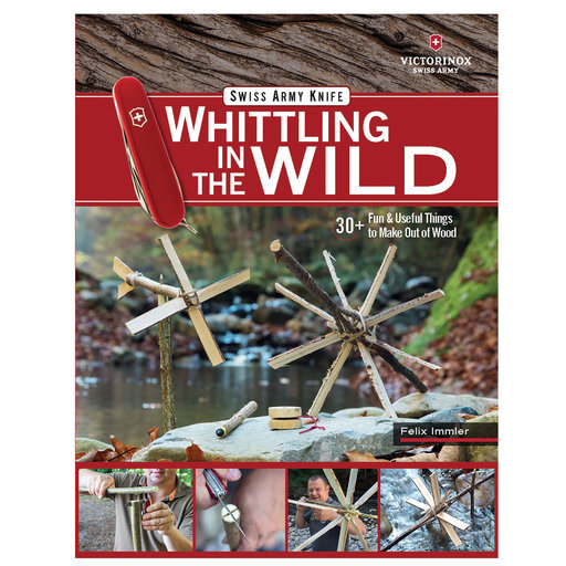 View a Larger Image of Whittling In The Wild
