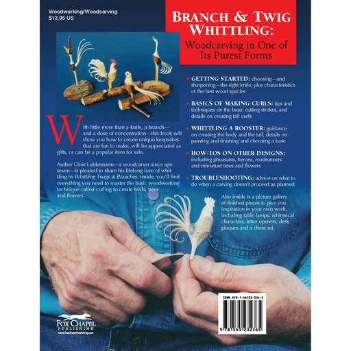 View a Larger Image of Whittling Twigs and Branches - 2nd Edition