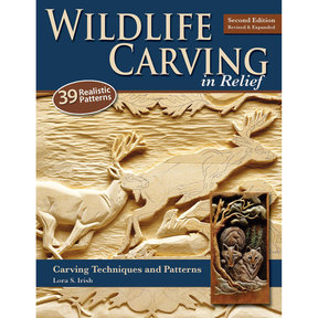 Wildlife Carving in Relief, 2nd Edition Revised and Expanded