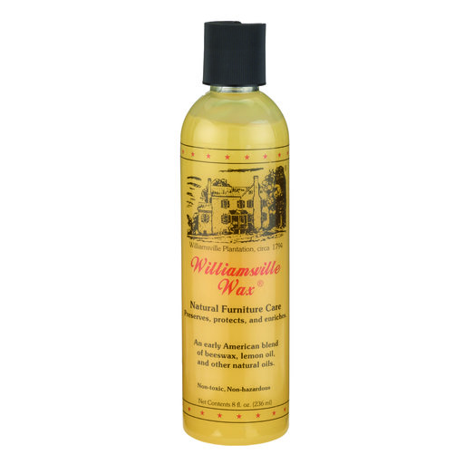 View a Larger Image of Clear Furniture Wax Williamsville 8 oz