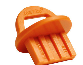 WiseGuides Decking Board Gap Spacers, 1/4 in., 20 pieces