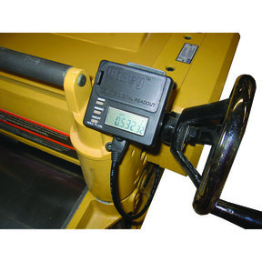 WR550 Remote Planer Readout