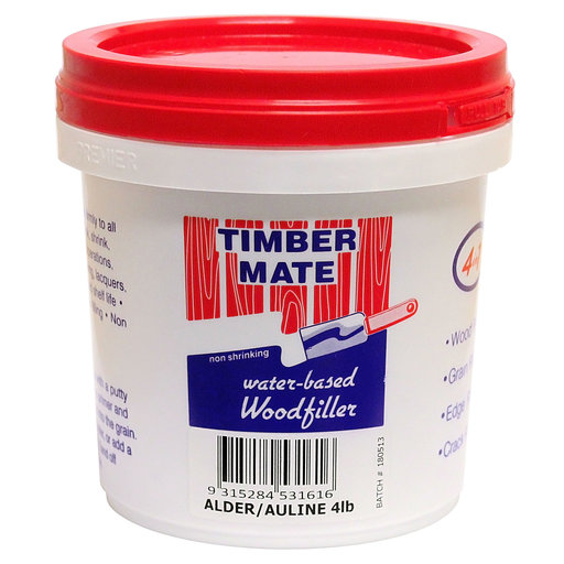 View a Larger Image of Alder Filler Water Based 4lbs