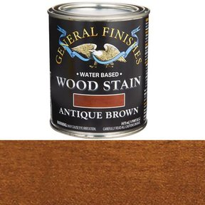Antique Brown Stain Water Based Pint