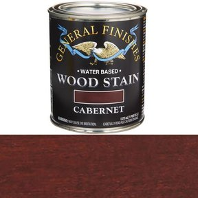 Cabernet Stain Water Based Pint