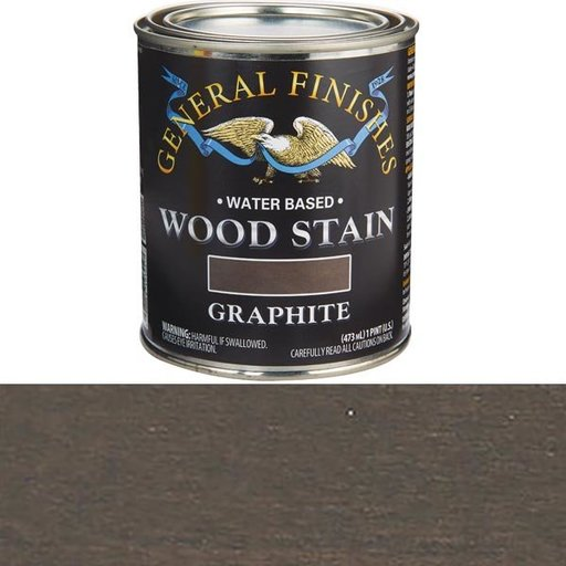 View a Larger Image of Graphite  Stain Water Based Pint
