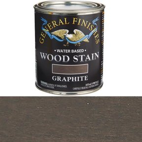 Graphite  Stain Water Based Pint