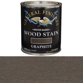 Graphite  Stain Water Based Quart