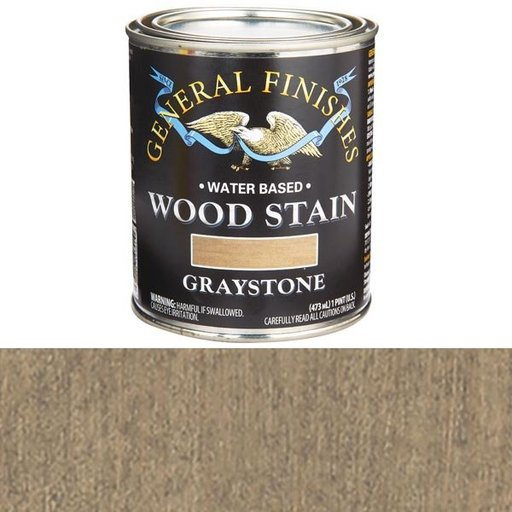 View a Larger Image of Graystone Stain Water Based Pint