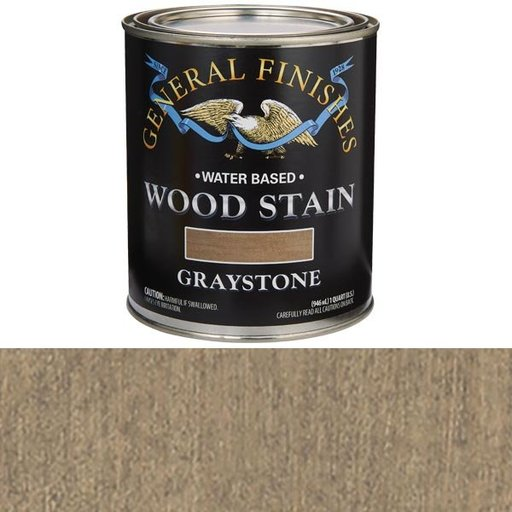 View a Larger Image of Graystone Stain Water Based Quart