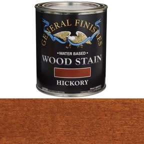 Hickory Stain Water Based Quart