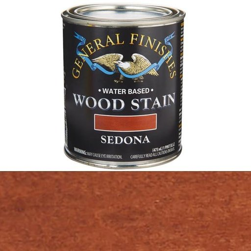 View a Larger Image of Sedona Stain Water Based Pint