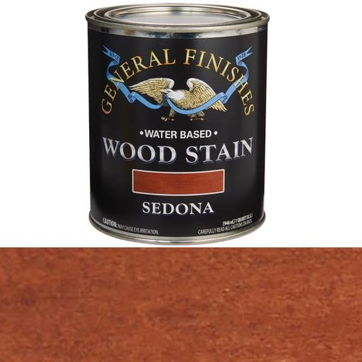 View a Larger Image of Sedona Stain Water Based Quart