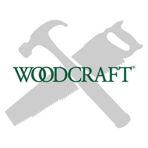 View a Larger Image of Wood Vise Screw - Premium Kit (Brushed Finish)