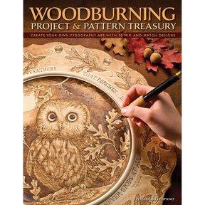Woodburning Project & Pattern Treasury