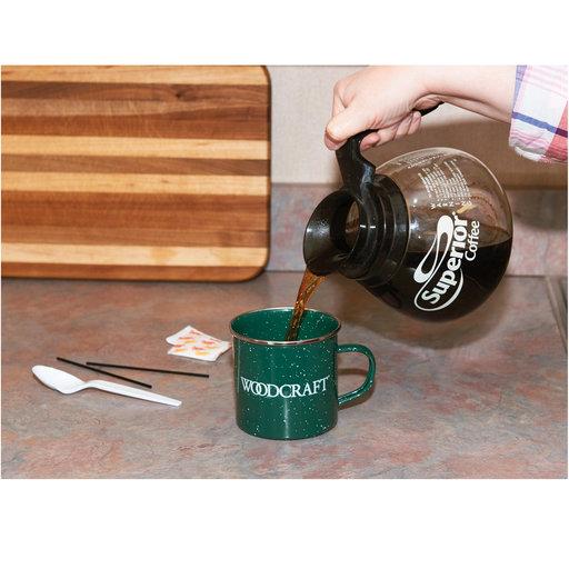 View a Larger Image of 19-ounce Enamel Mug