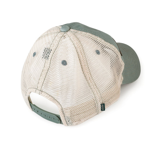 View a Larger Image of Leather Patch Hat