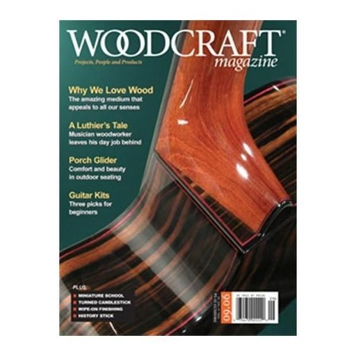 View a Larger Image of Downloadable Issue 12: August / September 2006