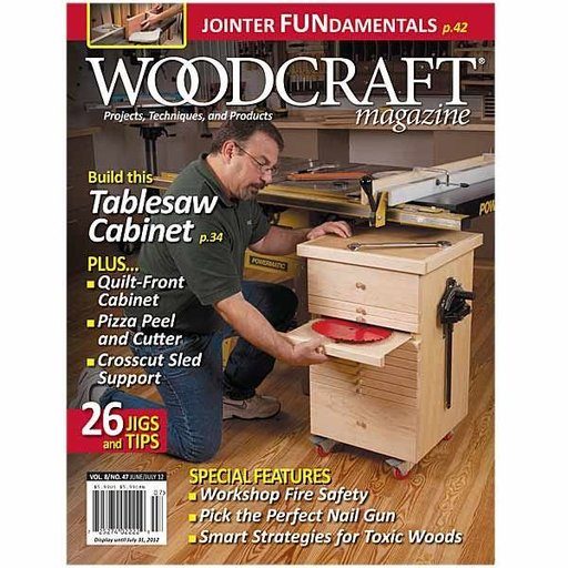 View a Larger Image of Downloadable Issue 47: June / July 2012