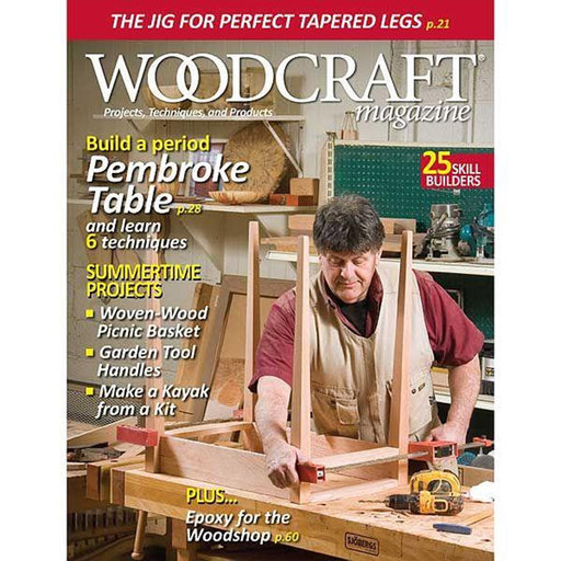 View a Larger Image of Issue 35: June/July 2010