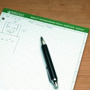 Shop Notepad (50 Sheets)