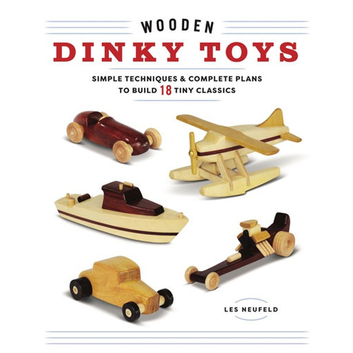 View a Larger Image of Wooden Dinky Toys