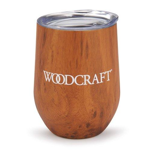 View a Larger Image of Woodgrain Tumbler