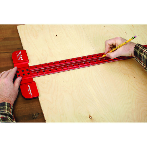 """View a Larger Image of 24"""" Precision Woodworking T-Square"""