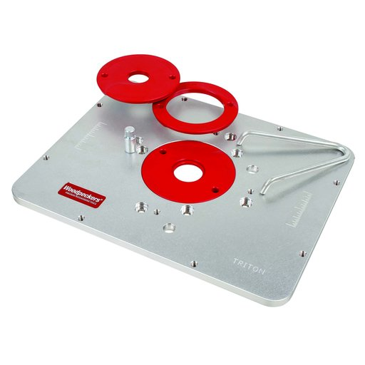 View a Larger Image of Aluminum Router Plate For Triton Routers
