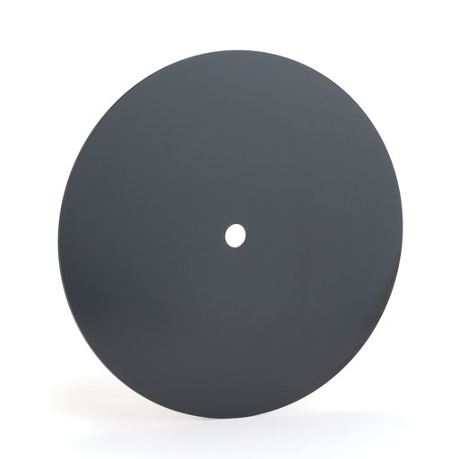 """View a Larger Image of 10"""" Table Saw Sanding Disc and Calibration Plate"""