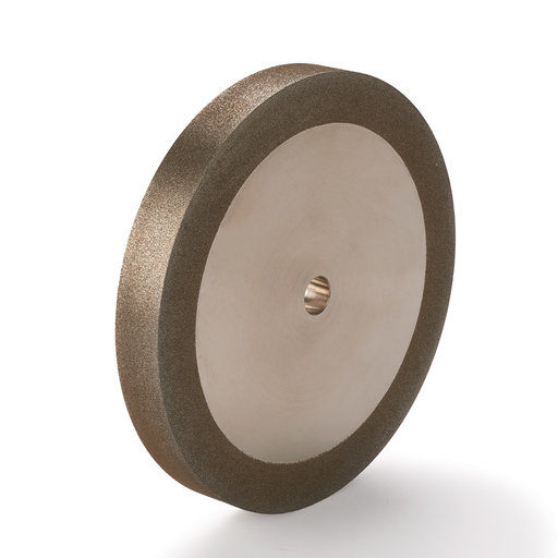"""View a Larger Image of 180-Grit CBN Grinding Wheel, 6""""x 3/4"""" for Grinders with a 1/2"""" Arbor"""