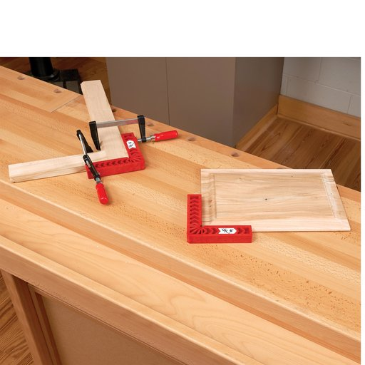 """View a Larger Image of 3"""" Clamping Squares 4 pc"""