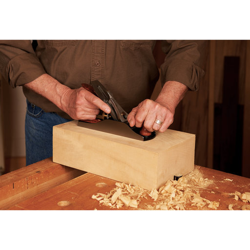 View a Larger Image of #4 Bench Hand Plane, V3