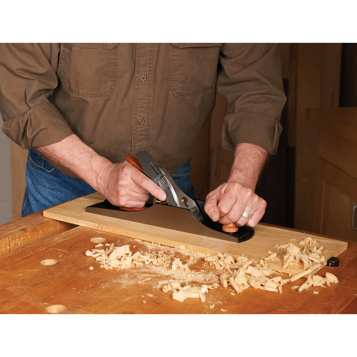 View a Larger Image of #5-1/2 Jack Plane