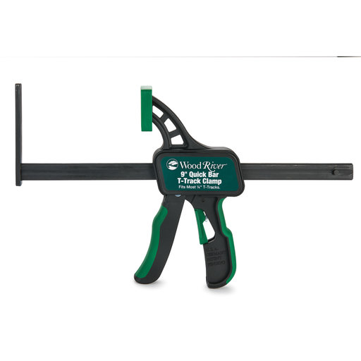 """View a Larger Image of 9"""" Quick Bar T-Track Clamp"""
